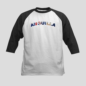 Curve Anguilla Kids Baseball Jersey