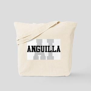 AI Anguilla Tote Bag