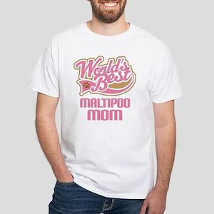Maltipoo Mom Women's Dark T-Shirt