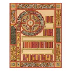 Celtic Illumination Unframed Print