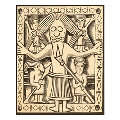 Ancient Celt Unframed Print