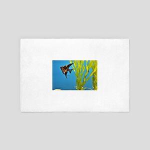Angel Fish 4' x 6' Rug