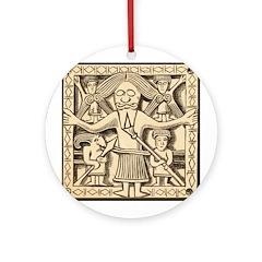 Ancient Celt Ornament (Round)