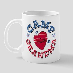 Camp Grandma Mug