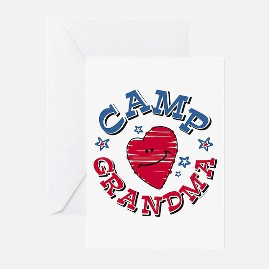 Camp Grandma Greeting Cards (Pk of 10)