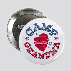 "Camp Grandma 2.25"" Button"