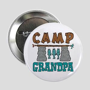 """Camp Grandpa 2.25"""" Button"""