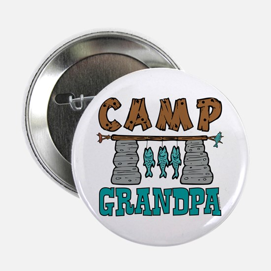 "Camp Grandpa 2.25"" Button"