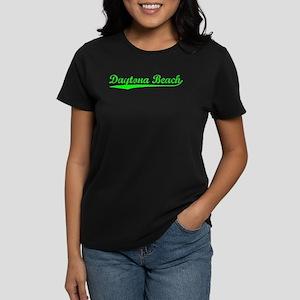 Vintage Daytona Be.. (Green) T-Shirt