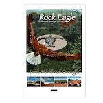 Rock Eagle/Lost Worlds of GA Postcards (Pkg of 8)