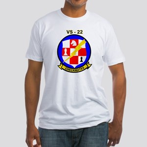VS 22 Checkmates Fitted T-Shirt