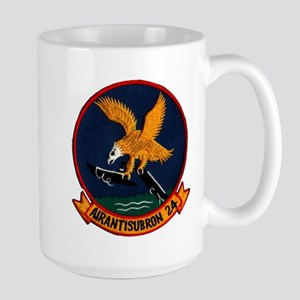 VS 24 Scouts Large Mug
