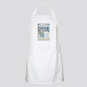 """""""The Marriage Bed"""" BBQ Apron"""