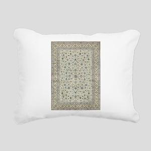 Kashan Rectangular Canvas Pillow