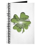 Irish Blessing - Mothers - Journal