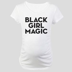 Black Girl Magic Maternity T-Shirt