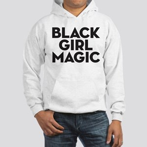 Black Girl Magic Hooded Sweatshirt