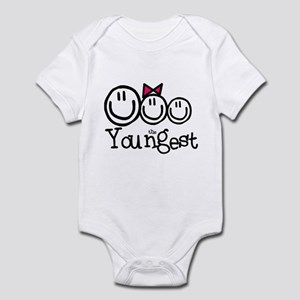 The Youngest Infant Bodysuit