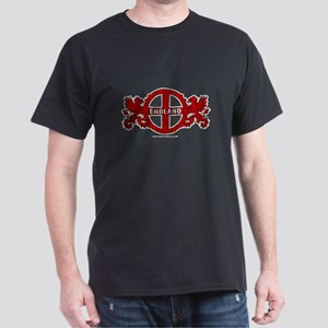 London England Black T-Shirt