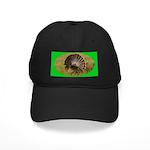 Turkey Fan Black Cap