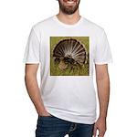 Turkey Fan Fitted T-Shirt