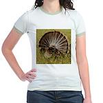 Turkey Fan Jr. Ringer T-Shirt