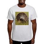 Turkey Fan Light T-Shirt