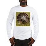 Turkey Fan Long Sleeve T-Shirt