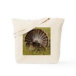 Turkey Fan Tote Bag