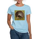 Turkey Fan Women's Light T-Shirt