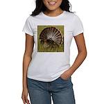 Turkey Fan Women's T-Shirt