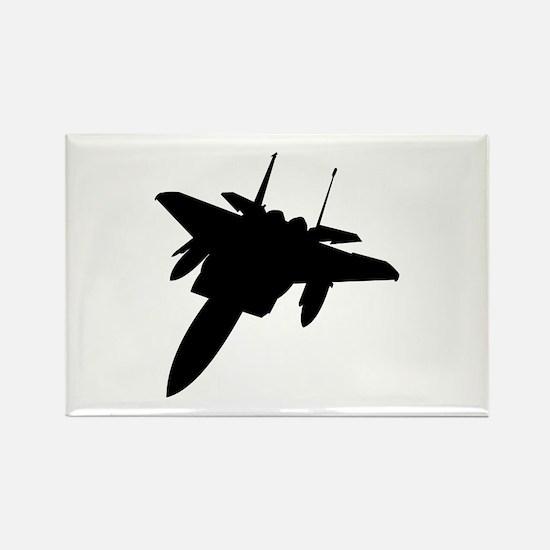 F-15 Eagle Rectangle Magnet