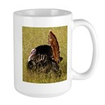 Big Tom Turkey Large Mug