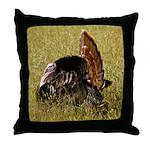 Big Tom Turkey Throw Pillow