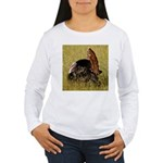 Big Tom Turkey Women's Long Sleeve T-Shirt