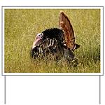 Big Tom Turkey Yard Sign