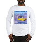 SSshirtdesign FINAL FRONT Long Sleeve T-Shirt