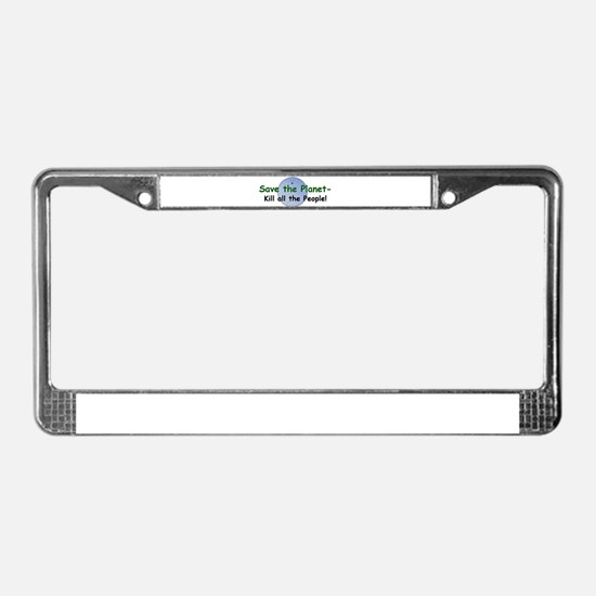 Cool Global License Plate Frame
