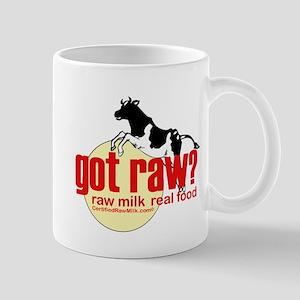 Raw Milk, Real Food Mug
