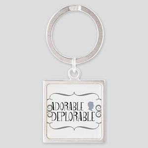 Adorable Deplorable Keychains