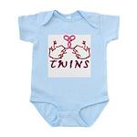 Meet The Twins II Infant Creeper