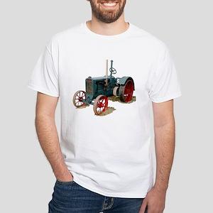 The Wallis 12-20 White T-Shirt