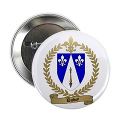 """DUBEY Family Crest 2.25"""" Button (100 pack)"""
