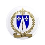 """DUBEY Family Crest 3.5"""" Button (100 pack)"""