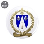 """DUBEY Family Crest 3.5"""" Button (10 pack)"""
