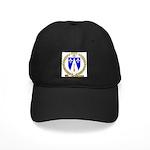 DUBEY Family Crest Black Cap