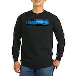 Angel's Gate Long Sleeve Dark T-Shirt