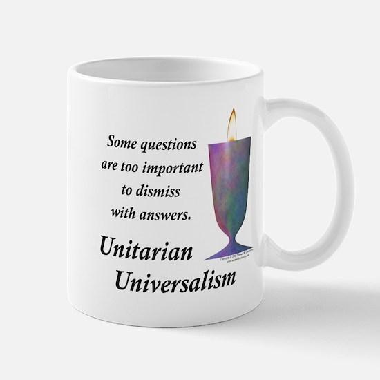 UUF Questions Mug