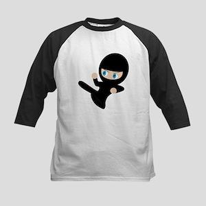 Ninja Baseball Jersey