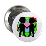 """Stop Global Warming 2.25"""" Button (100 pack)"""